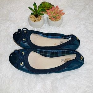 Sperry top sider flats size 6 women's